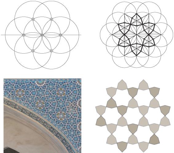 How To Draw Islamic Geometric Art